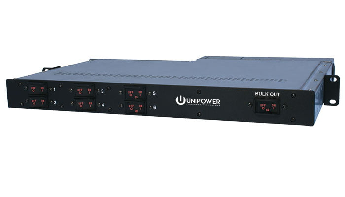 1u ac power distribution unit
