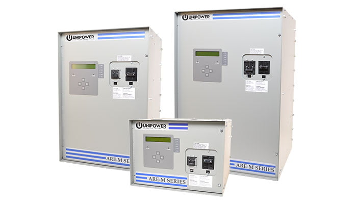 ferroresonant single phase utility charger micro are-m series
