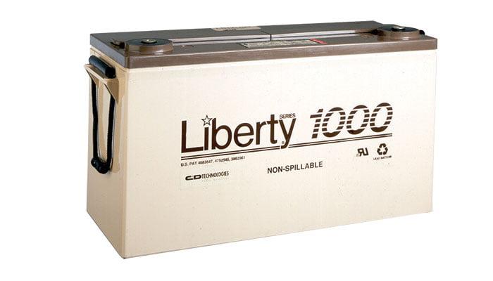 Valve-Regulated Lead-Calcium Batteries