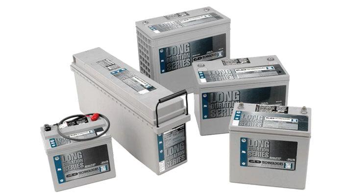 long duration batteries