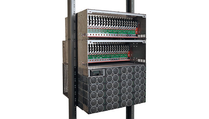 1200 Amp DC Power System