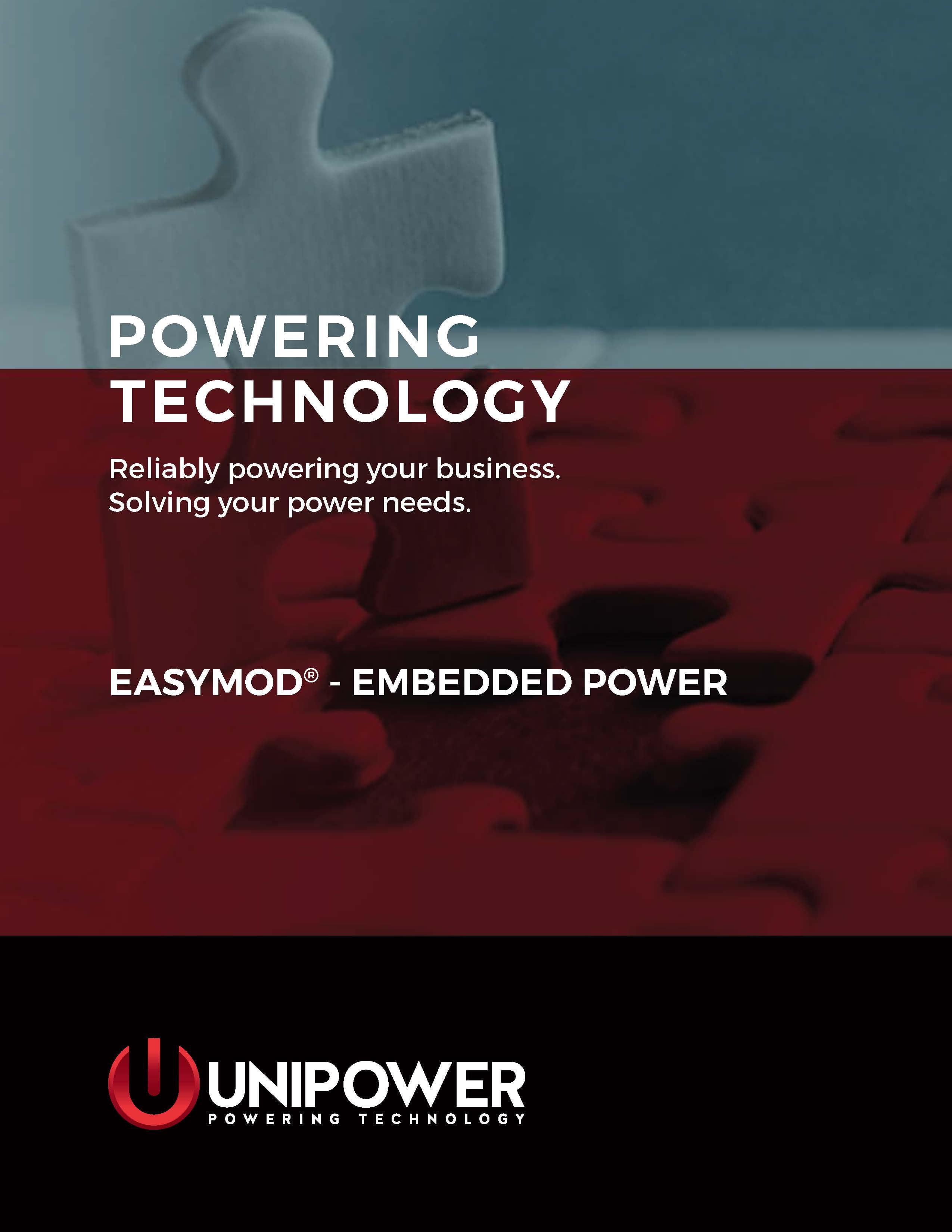 embedded power brochure