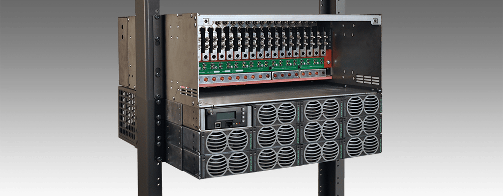19-inch Rack-Mount DC Power System