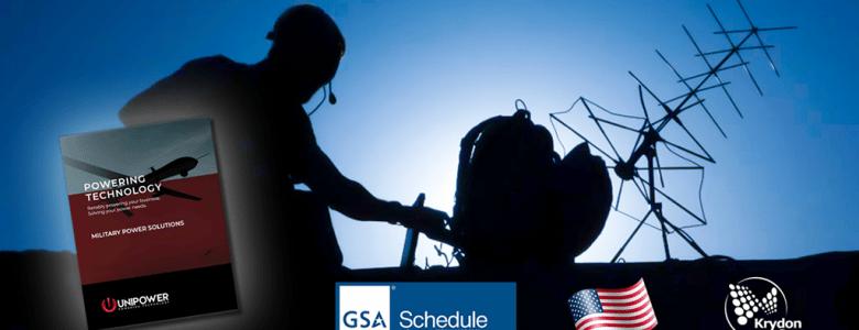 gsa military procurement